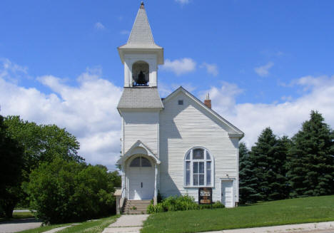 Methodist Church, Cleveland Minnesota, 2010