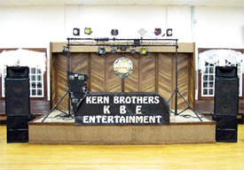 Kern Brothers Entertainment, Cleveland Minnesota