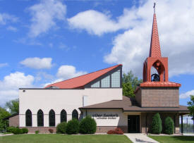 Our Savior's Lutheran Church, Cleveland Minnesota