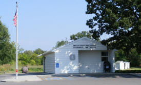 US Post Office, Clitherall Minnesota