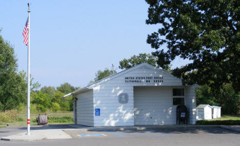 Post Office, Clitherall Minnesota, 2008