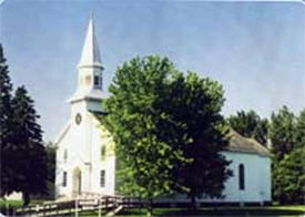 Saint Malachy Catholic Church, Clontarf Minnesota