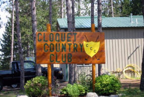 Cloquet Country Club, Cloquet Minnesota