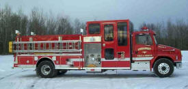 Cohasset Fire Department, Cohasset Minnesota