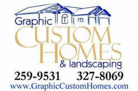 Graphic Custom Homes and Landscaping, Cohasset Minnesota