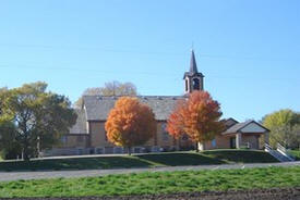 Stockholm Lutheran Church, Cokato Minnesota