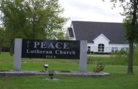 Peace Lutheran Church, Cold Spring Minnesota