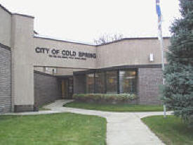 Cold Spring City Hall, Cold Spring Minnesota