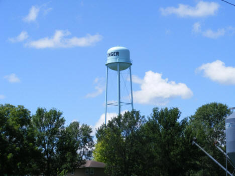 Water Tower, Conger Minnesota, 2010