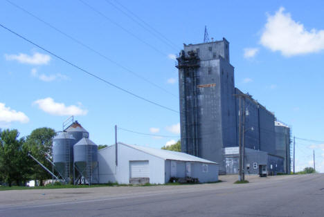 Grain elevators, Conger Minnesota, 2010