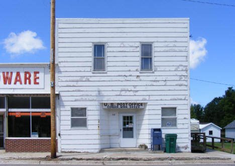 Post Office, Conger Minnesota, 2010