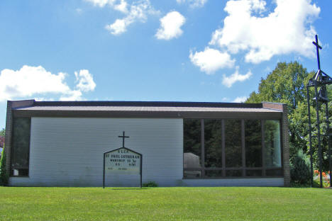 St. Paul Lutheran Church, Conger Minnesota, 2010