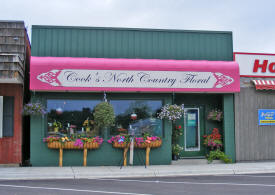 Cook's North Country Floral, Cook Minnesota