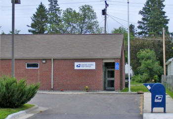 US Post Office, Cook Minnesota