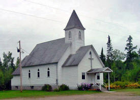 Bear River Lutheran Church, Cook Minnesota