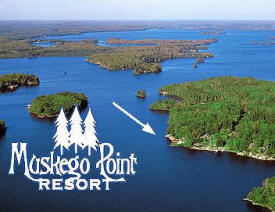 Muskego Point Resort, Cook Minnesota