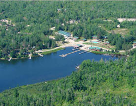 Vermilion Dam Lodge, Cook Minnesota