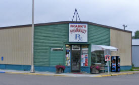 Frank's Pharmacy, Cook Minnesota
