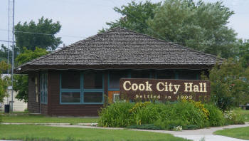 City Hall, Cook Minnesota