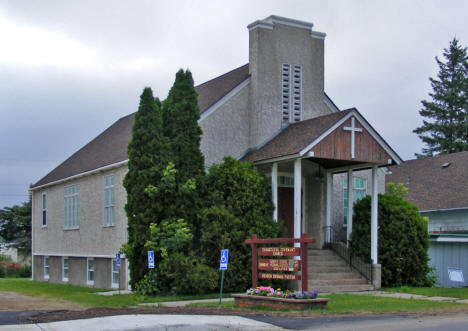 Evangelical Covenant Church, Cook Minnesota, 2007