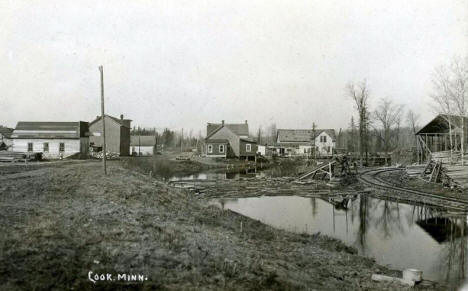General View, Cook Minnesota, 1914