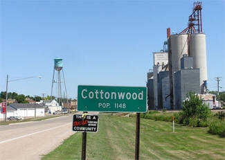 Cottonwood Minnesota