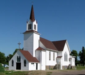 St. Lucas Lutheran Church, Cottonwood Minnesota