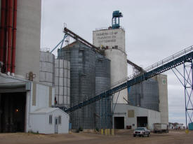 Farmers Cooperative Elevator, Cottonwood Minnesota