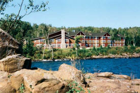 Cove Point Lodge, Beaver Bay Minnesota