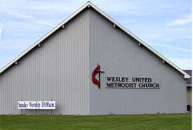 Wesley United Methodist Church, Crookston Minnesota