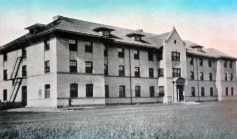 Stephen's Hall, Crookston Minnesota, 1912