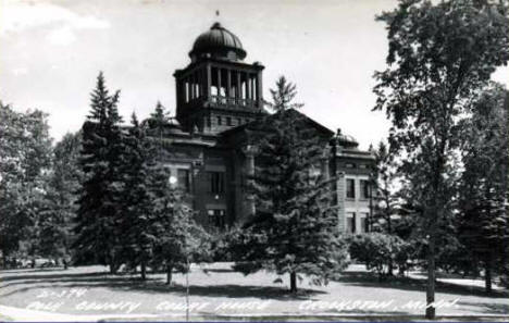 Polk County Courthouse, Crookston Minnesota, 1940's?