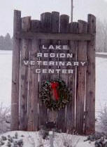 Lake Region Veterinary Center, Crosby Minnesota