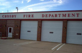 Crosby Fire Department, Crosby Minnesota