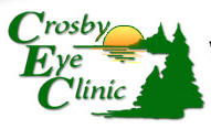Crosby Eye Clinic logo