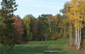 Crosswoods Golf Course, Crosslake Minnesota