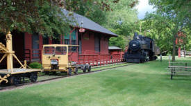 End-O-Line Railroad Park, Currie Minnesota