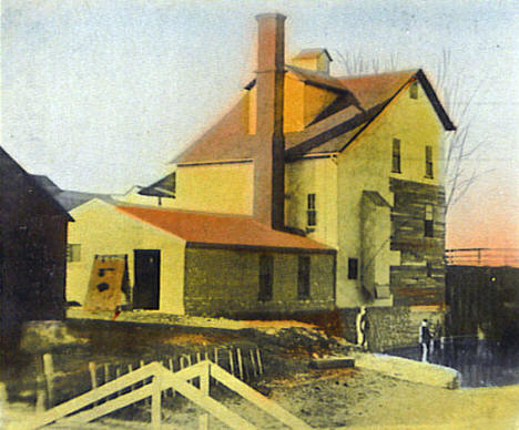 The Mill, Currie Minnesota, 1908