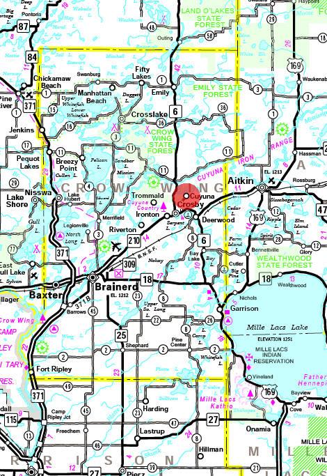 Guide to Cuyuna Minnesota