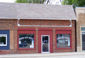 Cyrus City Hall, Cyrus Minnesota