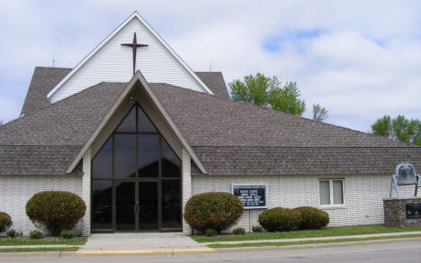 Trinity Lutheran Church, Cyrus Minnesota, 2008