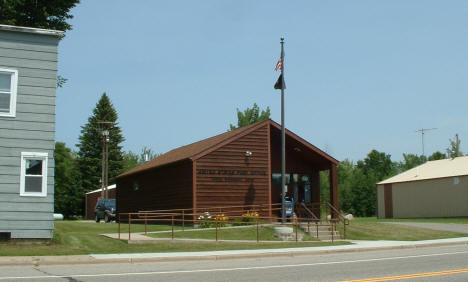 Warba Minnesota Post Office, 2006