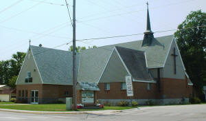 Hope Lutheran Church, Floodwood Minnesota