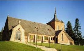 Catholic Church of the Visitation, Danvers Minnesota