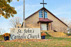 St. John's Catholic Church, Darwin Minnesota
