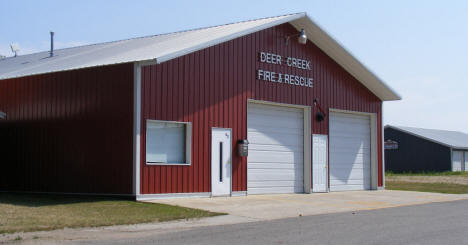 Deer Creek Fire & Rescue, Deer Creek Minnesota, 2008
