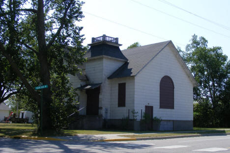 Former Church, Deer Creek Minnesota, 2008