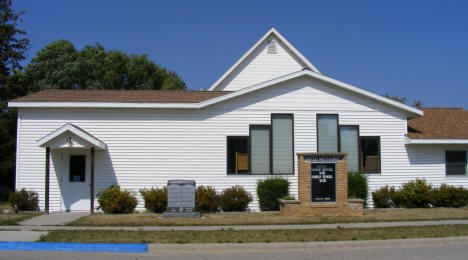 United Methodist Church, Deer Creek Minnesota, 2008