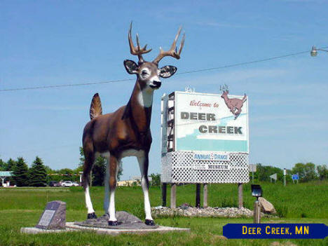 Welcome to Deer Creek Minnesota, 2006