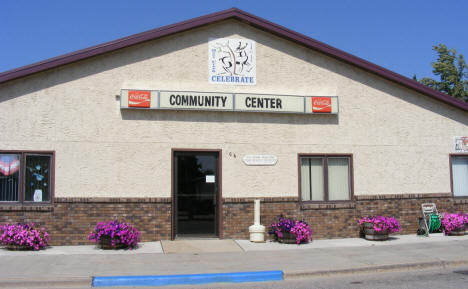 City Hall and Community Center, Deer Creek Minnesota, 2008